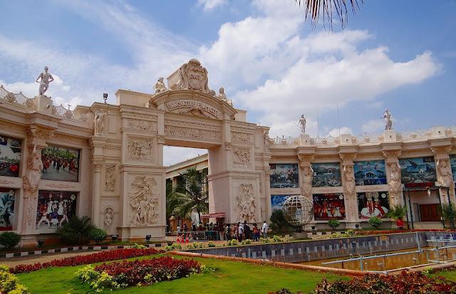 Film City, Bengaluru