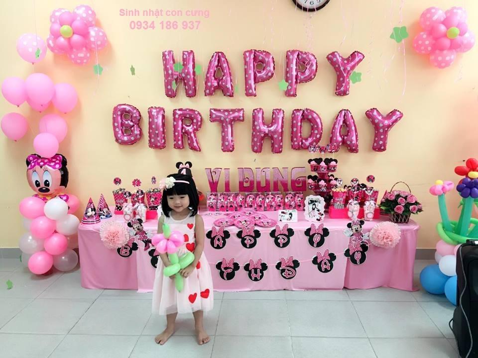Kết quả hình ảnh cho tiệc sinh nhật cho bé gái