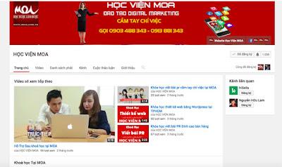 youtube là kênh bán hàng online hiệu quả