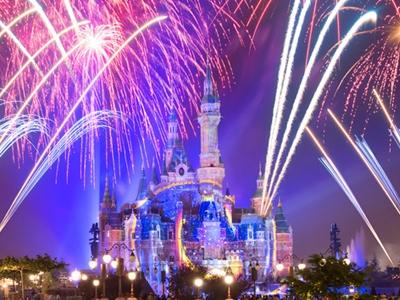 สวนสนุกเซี่ยงไฮ้ดิสนีย์แลนด์ (Shanghai Disneyland)