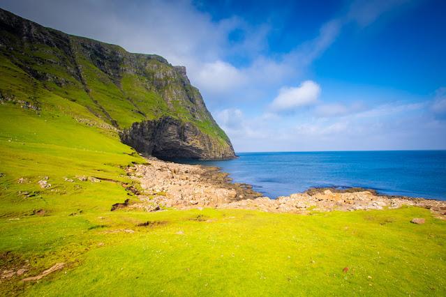 Tvøroyri-Isola di Suðuroy-Froðba-Holið Í Helli