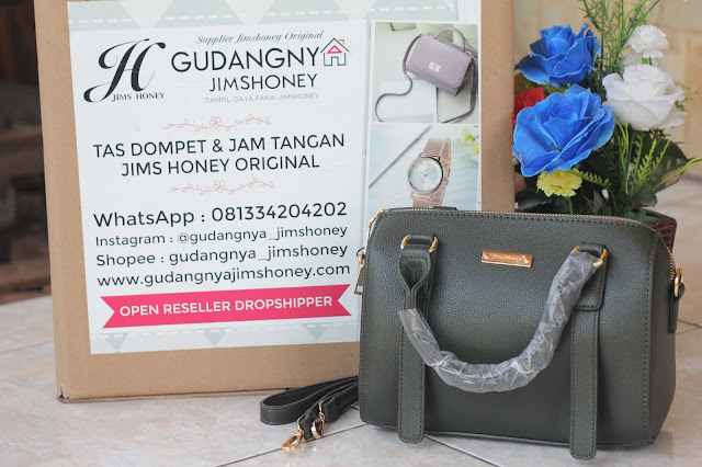 Real Pict Tas Jims Honey Merlin Bag
