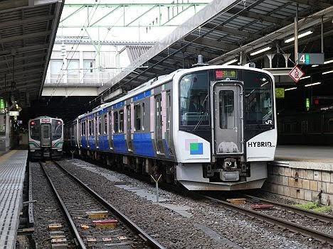 【ダイヤ改正で1日1本だけ!】特別快速 石巻行き 仙石東北ライン