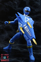 Power Rangers Lightning Collection Dino Thunder Blue Ranger 31