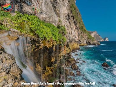 Nusa Penida Island - Peguyangan Waterfall