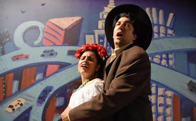 Frida y Diego ópera
