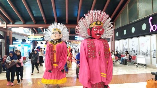 HUT RI Ke-74 Bandara Soekarno-Hatta Gelar Berbagai Perlombaan