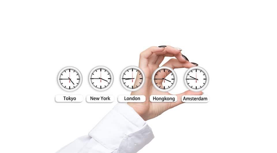 mengetahui jam dunia