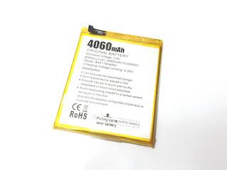 Baterai Doogee Mix 2 Original 100% 4060mAh