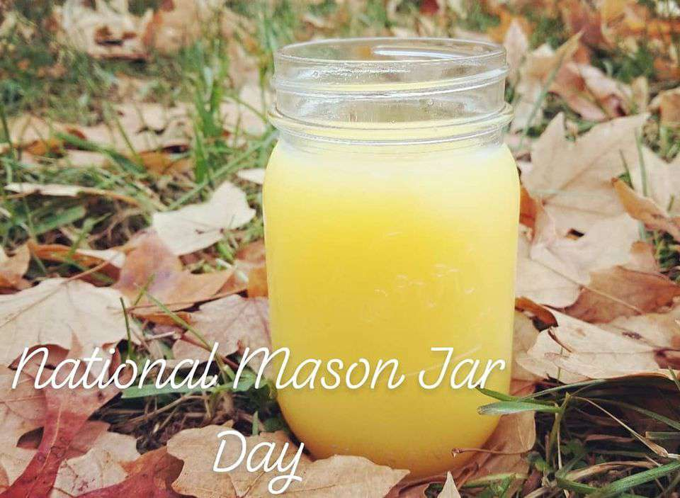National Mason Jar Day Wishes for Whatsapp