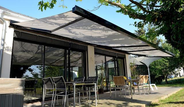 Modern Patio Canopy 2018