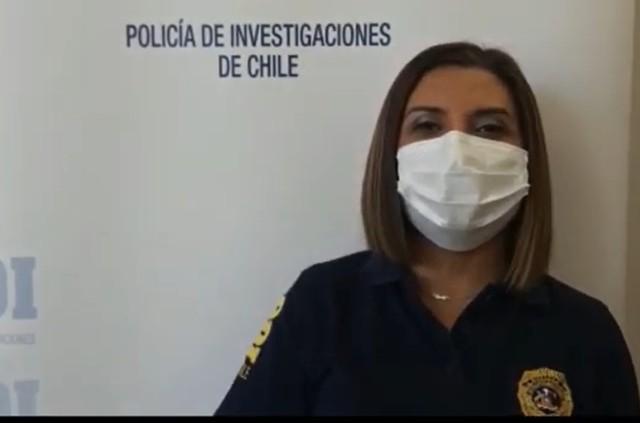 Comisario Ingrid Ortiz