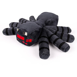 Minecraft Spin Master Spider Plush