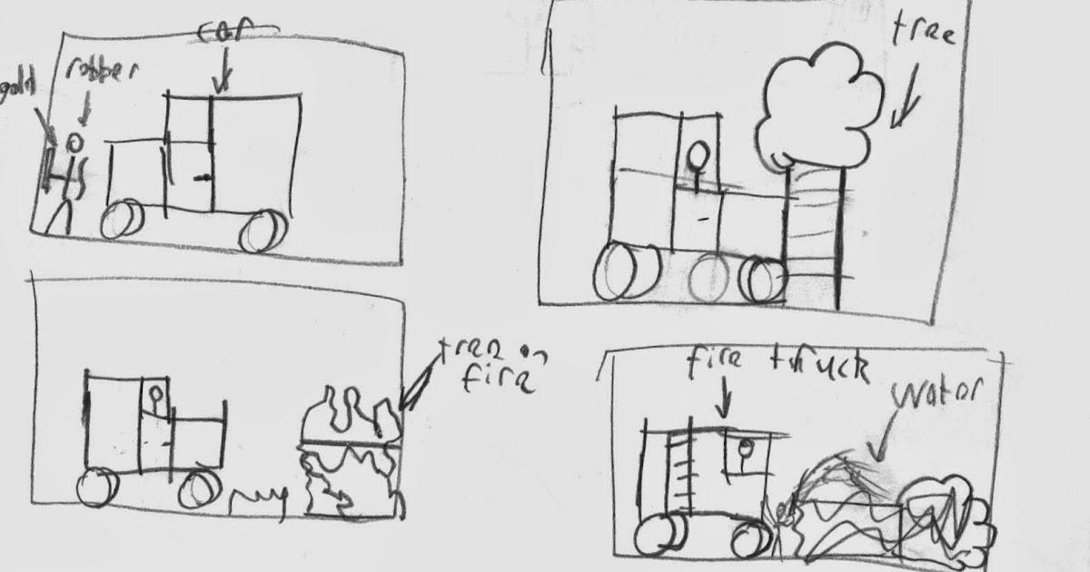 Thomas Elementary Art: 5th Grade Stop Motion 2013-14