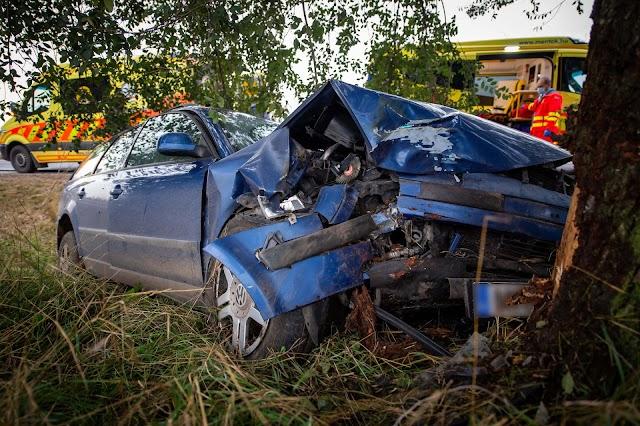 Két személy sérült meg tegnap a Nagyhegyesnél történt balesetben