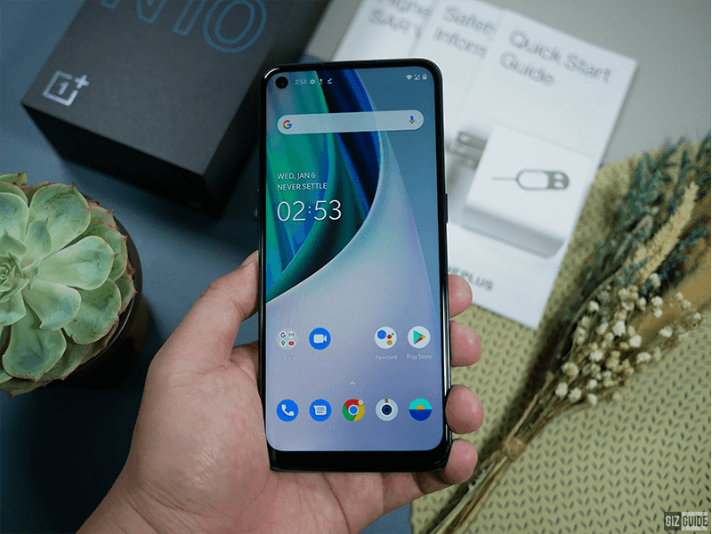 5 best features of the OnePlus Nord N10 5G