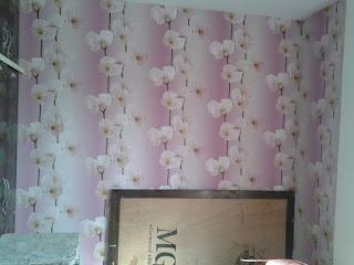 pink wallpaper design
