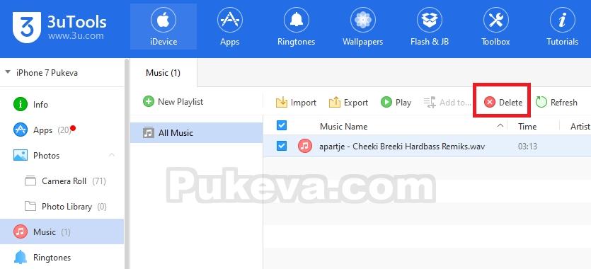cara download lagu di joox iphone