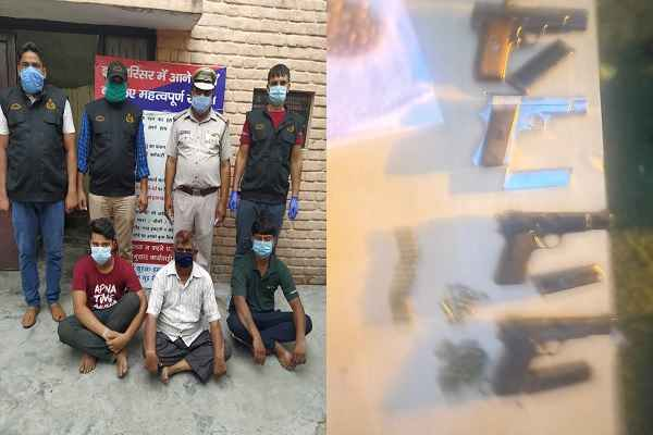 vikas-dube-close-aid-prabhat-kartikeya-arrested-from-faridabad-news