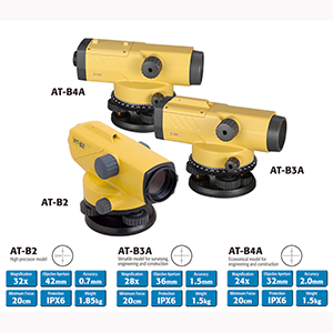 Waterpass / Auto Level Topcon ATB4A / ATB-4A / AT-B4A