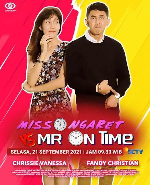 Daftar Nama Pemain FTV Miss Ngaret VS Mr On Time SCTV Lengkap