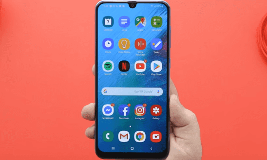 Samsung A50 A505W: How to install pie 9 stock rom via odin flasher