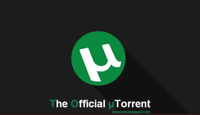 تحميل برنامج يوتورنت اخر اصدار uTorrent Pro v3.4.8 Build 42501 مع التفعيل