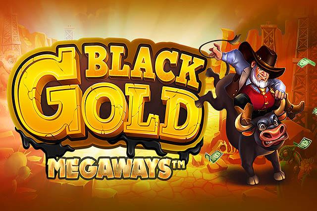 ULASAN SLOT BLACK GOLD MEGAWAYS (STAKELOGIC)