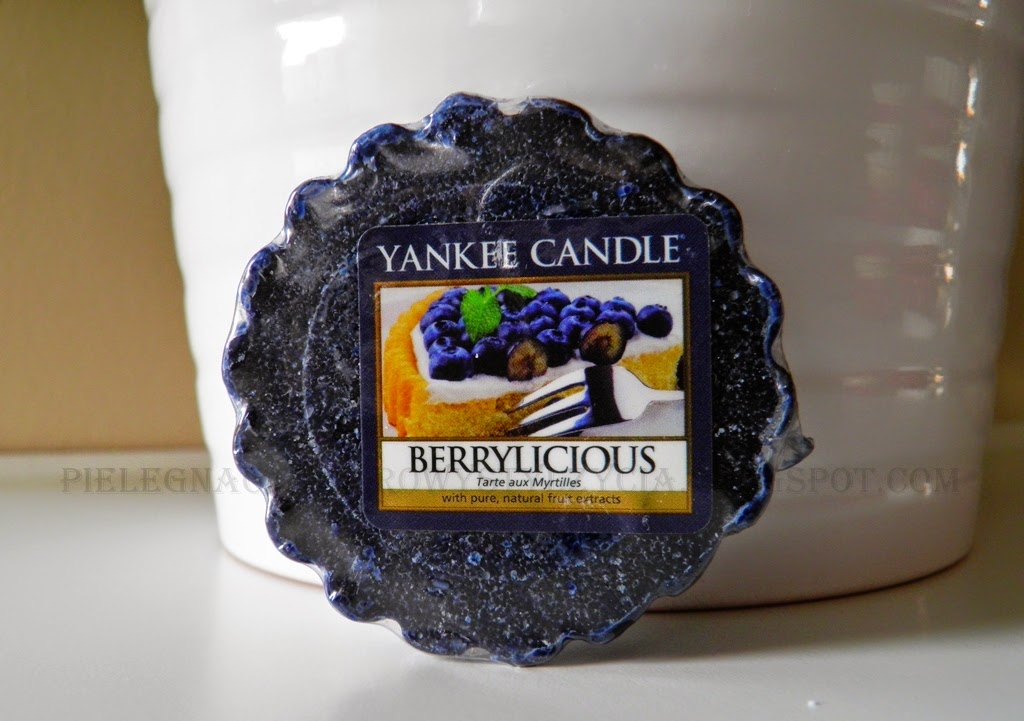 Yankee Candle: Berrylicious i Blueberry Scone