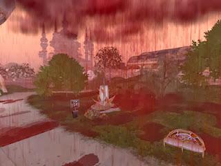 Hujan Darah di Kolombia