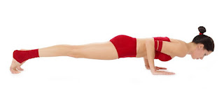 Push-up (Chaturanga Dandasana)