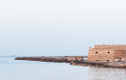 Around Crete: The old port of Heraklion