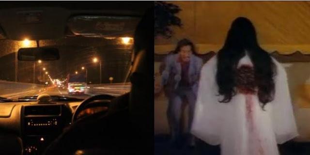 Merinding! Sopir Taxi Ini Dapat Rejeki Dari Sundel Bolong