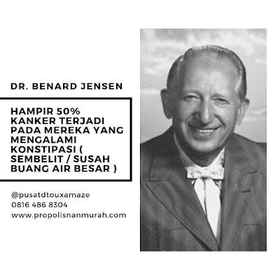 Dr Benard Jensen