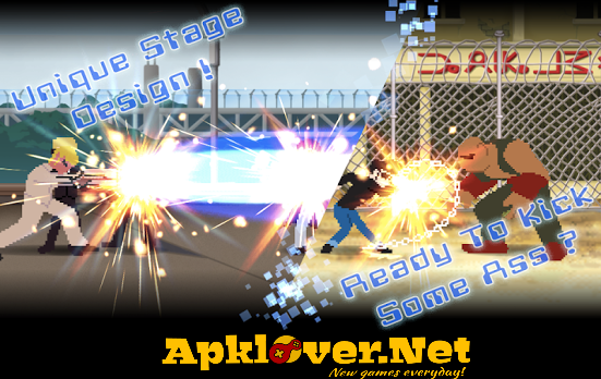 8 Bit Fighters MOD APK unlimited money