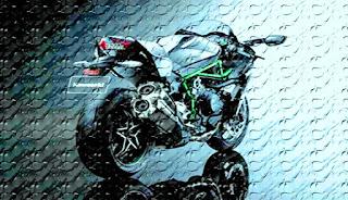Kawasaki Lahirkan Ninja H2 Dan Ninja H2R