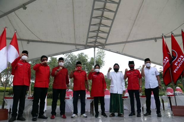 Gunakan Fasilitas Negara Saat Deklarasi Cawalkot Surabaya, PDIP Banjir Kritikan