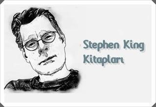 Stephen king romanları
