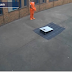 Ohio jail yard video shows drone dropping off weed, cell phone to inmates