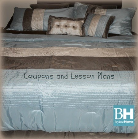 Coupons and Lesson Plans: Sleeping In Style With Brylane