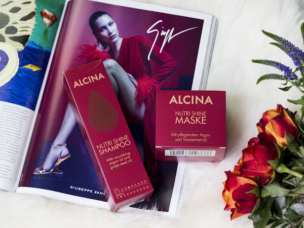 Alcina Nutri Shine Haarpflegelinie