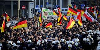 2.000 Pria Imigran Terlibat Serangan Seksual di Jerman