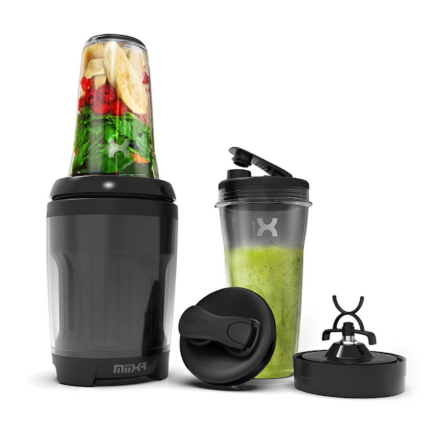 X7 Blender and Ergo bottles