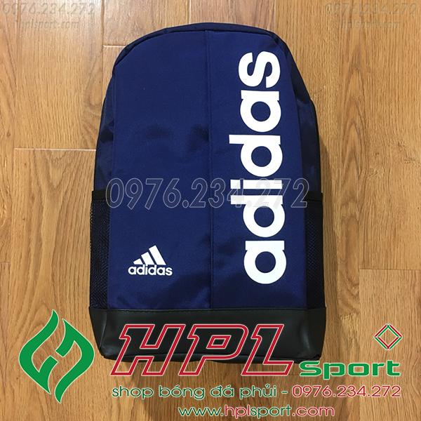 Balo Bóng Đá Đẹp Adidas - 03 Màu Tím Than