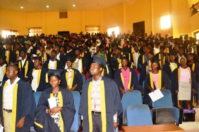 UNIOSUN Matriculates 3,000