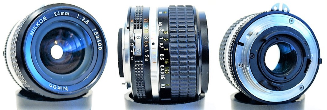 Nikon Nikkor Ai-S 24mm 1:2.8 #400