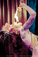 Gilded Merkin Burlesque and Cabaret
