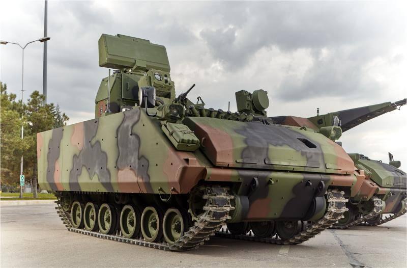 Aselsan пропонує Україні гарматний зенітний комплекс Korkut