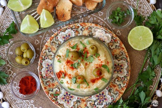 Crema turca de berenjenas