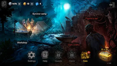 Horrorfield Screenshot